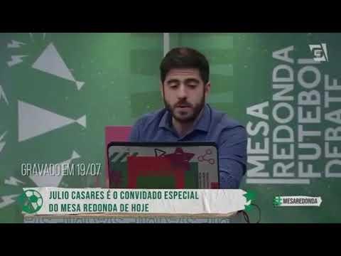 Júlio Casares fala sobre projeto de compra e venda de ingressos from YouTube · Duration:  1 minutes 20 seconds