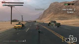 Road redemption on Nintendo Switch