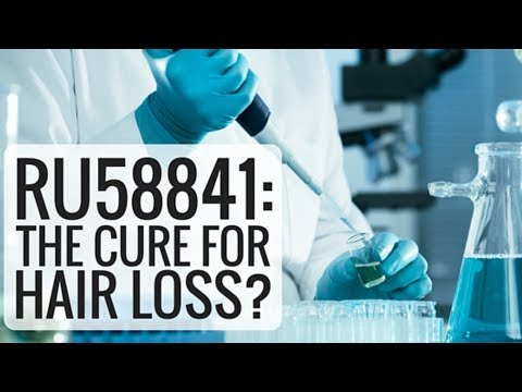 RU58841 - The Godsend of Hair Loss Prevention