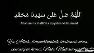 allahumma shalli'ala sayyidina muhammad