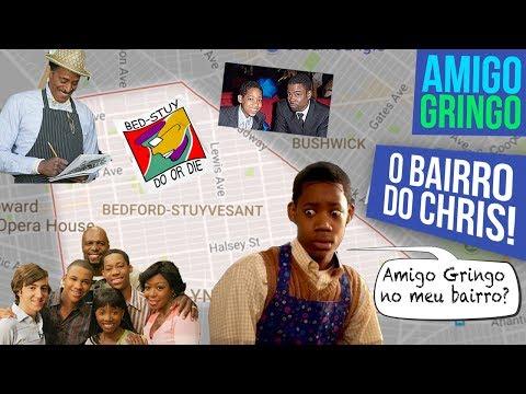 A VERDADEIRA CASA DO CHRIS EM BED-STUY, BROOKLYN!