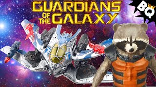 Rocket Raccoon Warbird Guardians of the Galaxy Hasbro Review