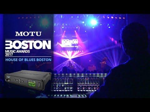 MOTU At The House Of Blues Boston