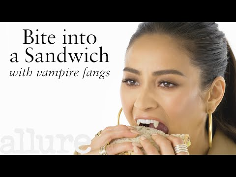 Shay Mitchell Tries 9 Things She's Never Done Before | Allure