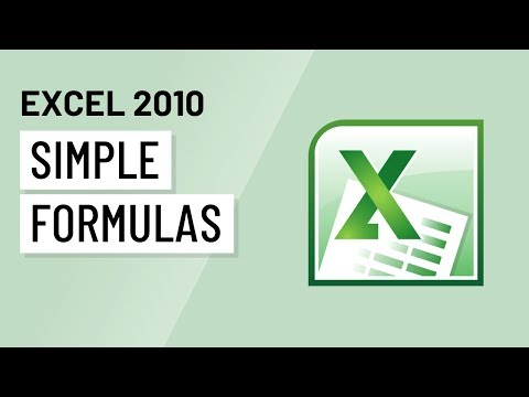 excel-2010:-simple-formulas
