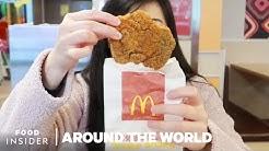 What McDonald's Menu Items Look Like Around The World