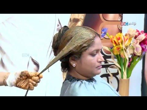 Henna Treatment for Hair | Arokiyame Azhagu | Ep 34 | IBC Tamil TV