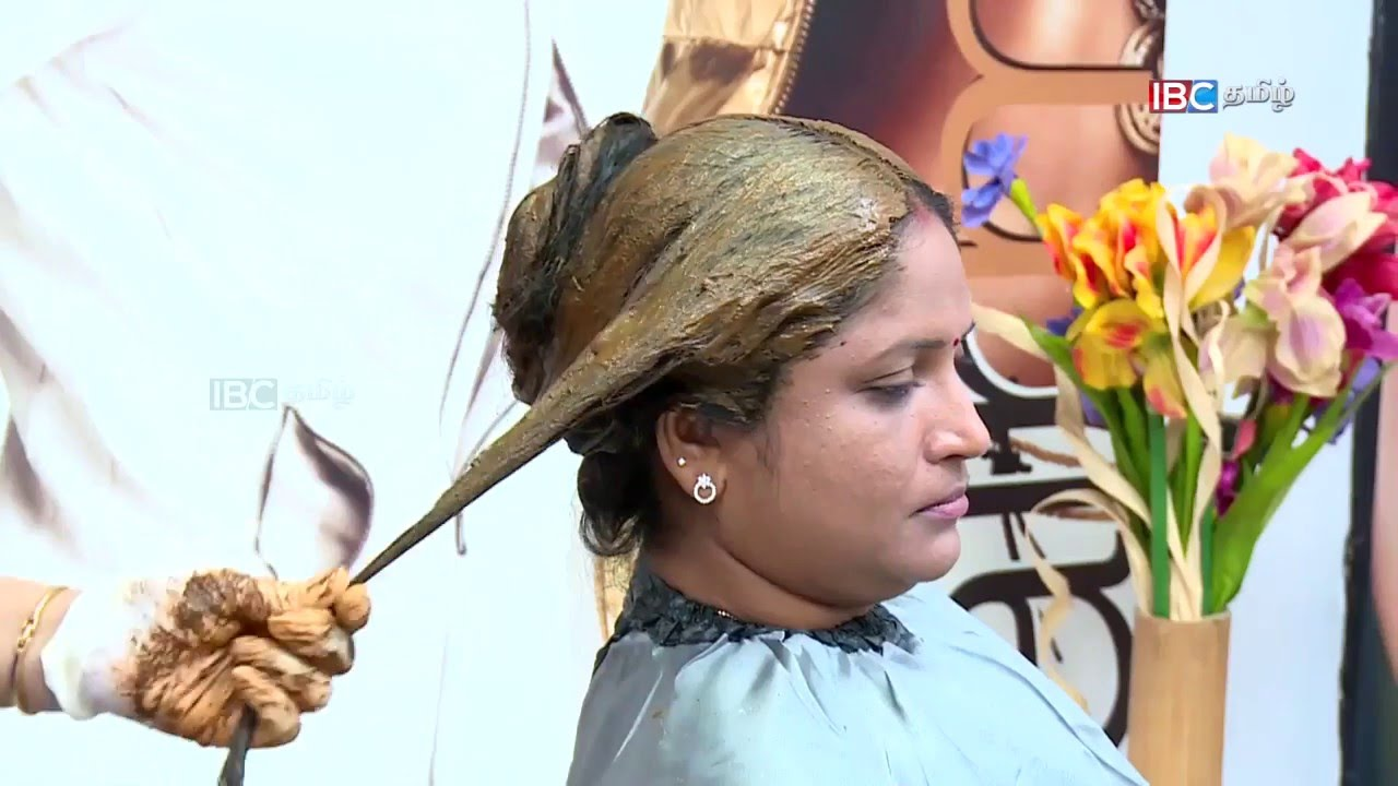 Henna Treatment For Hair Arokiyame Azhagu Ep 34 Ibc Tamil Tv