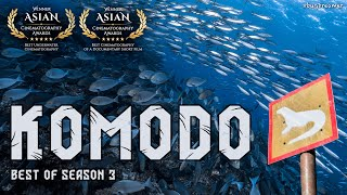 ULTIMATE KOMODO 4K | Best of Season 3 (Award Winning Video 2020)