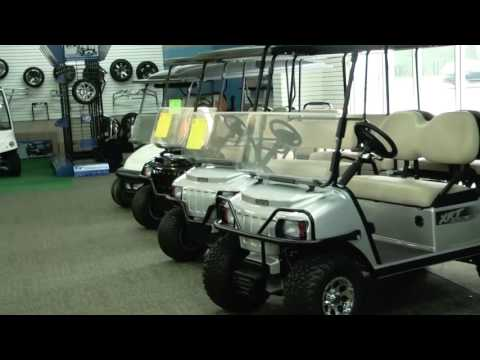 Electric Cart Company Opens in Panama CIty Beach