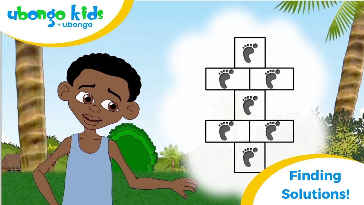 Finding Solutions! | Ubongo Kids | African Educational Cartoons