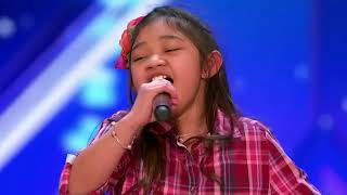 Angelica Hale  9 Year Old Singer Stuns the Crowd