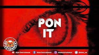 Dj Jahmar x Patexx - Sidung Pon It [Official Lyric Video]