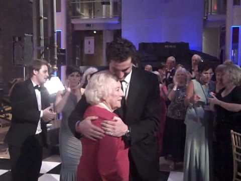 Dame Vera Lynn and Blake sing We'll Meet Again Together Live in London - shorter version