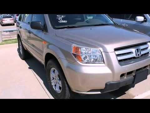 2007 Honda Pilot Lx In Arlington Tx 76017 Youtube