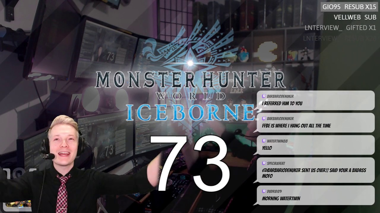 Mhw Iceborne Pc Part 73 Mr 382 More Dying To Alatreon Id