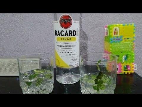 How To Drink BACARDI LIMON ! Mixology /chilli/lemon/coriender  #drtusarofficial