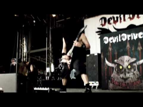 With Full Force 2009 DVD - DevilDriver - Hold Back The Day LIVE [HD]