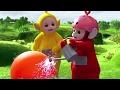 Teletubbies en Español Castellano: La regadera | #2 | Caricaturas para niños