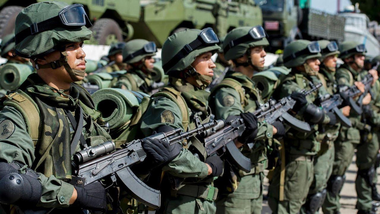 Venezuela's Armed Forces Are Under Surveillance