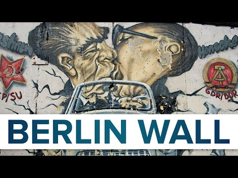 Top 10 Facts - Berlin Wall // Top Facts