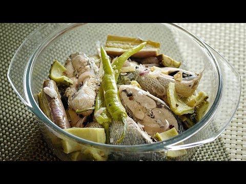 Paksiw Na Bangus (Milkfish In Vinegar Stew) 🎧