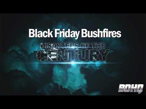 Black Friday Bushfires - DOTC