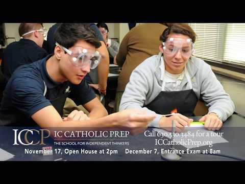 Choose IC Catholic Prep 2019