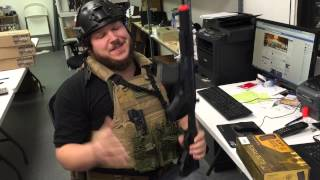Airsoft GI Uncut - New Products Update With GI Fish - GI Tactical Plano - 2/18/15