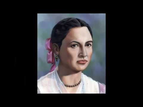Mexico Unexplained:  Gertrudis Bocanegra, Heroine of the War of Mexican Independence
