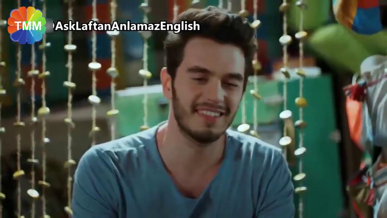 Ask Laftan Anlamaz Episode 13 Part 14 English Subtitles Youtube