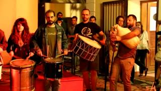 Thrax Punks & ΒΒ5 Percussion System - Xanthi (GR) Old Town Festival 2014