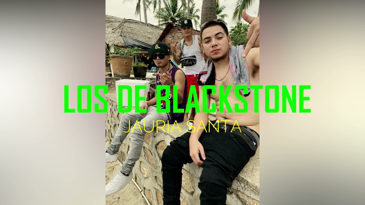 Jauria Santa - Los De Blackstone (Audio Oficial)