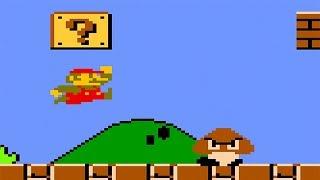 Super Mario Bros. - Full Game Walkthrough