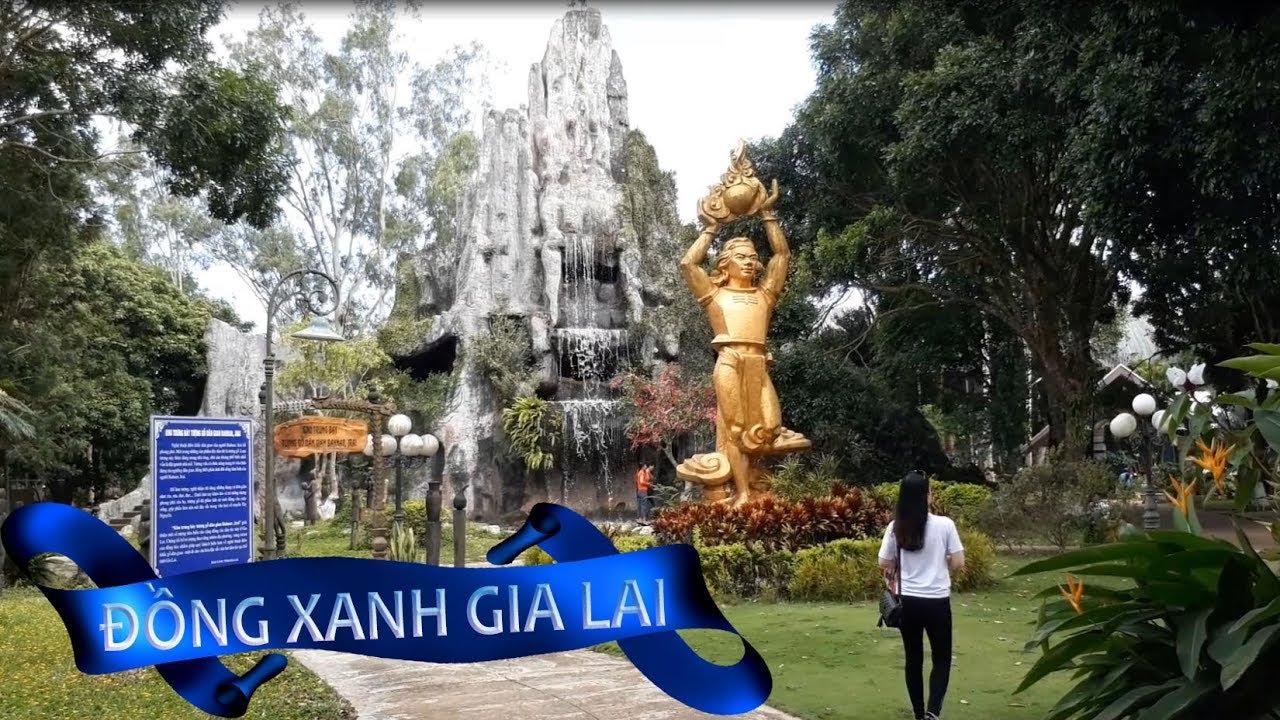 ĐỒNG XANH GIA LAI | Du lịch TÂY NGUYÊN, Pleiku | Travel 2018