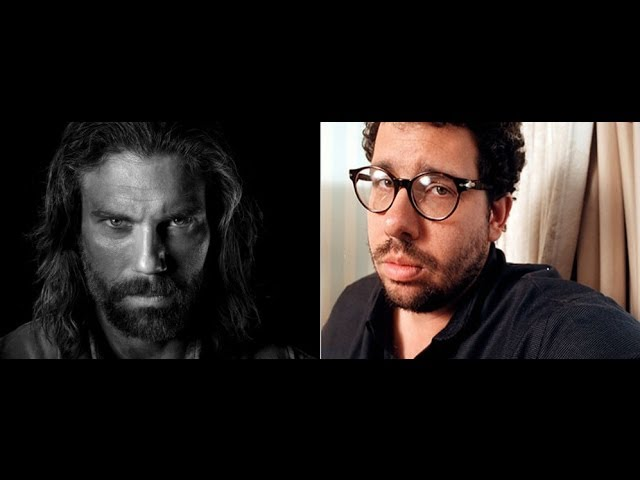 Hell on Wheels Anson Mount and Neil LaBute interview