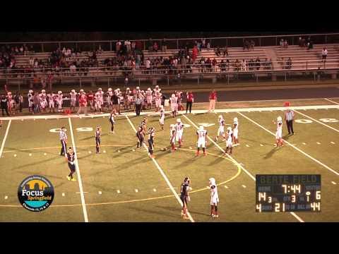 Springfield Blitz - Commerce at Putnam 9-12-2014 (City Trophy game)
