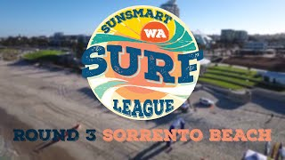 Sunsmart WA Surf League Round 3 - Sorrento Beach