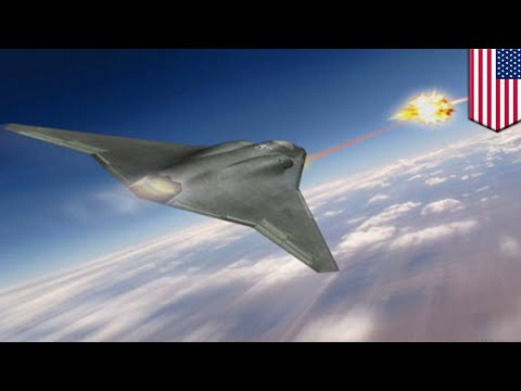 Laser beam: Lockheed Martin to design high-energy laser weapon system for US jets - TomoNews