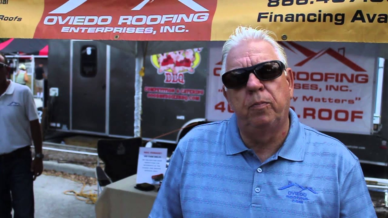 Oviedo Roofing Enterprises, INC   BBQ Blowout 2015   Video By Gizmo  Productions   Orlando, FL