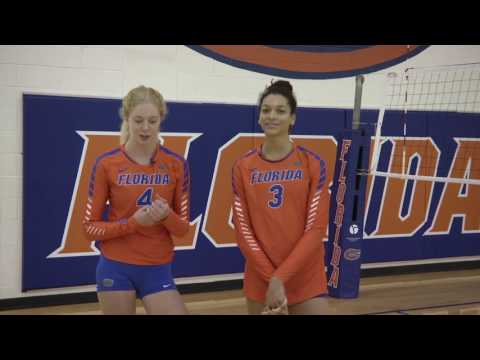 Gators volleyball on a roll doovi - Bell gardens high school school loop ...