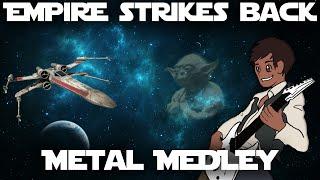 Star Wars: Empire Strikes Back || Metal Medley by SwigglesRP