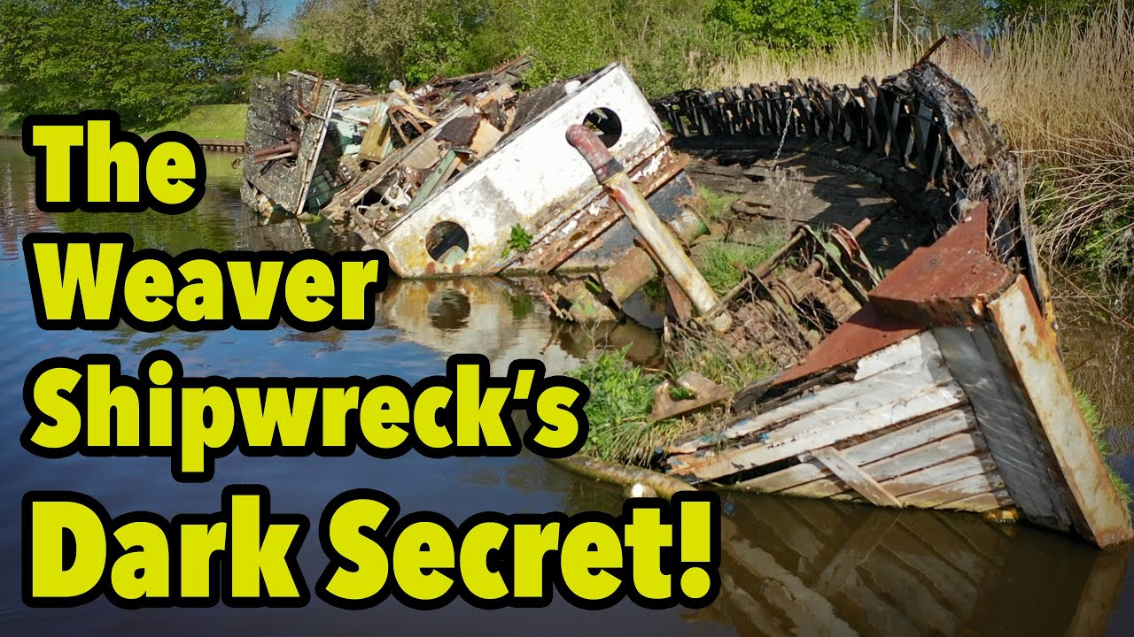 The Weaver Shipwreck's DARK SECRET!