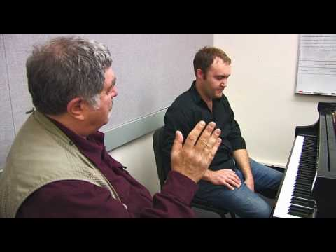 Hal Galper's Piano Lesson - Minimizing Emotion