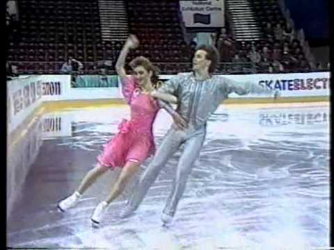 Marina Klimova & Sergei Ponomarenko Yankee Polka (1989 Europeans CD)