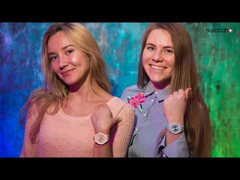 Swatch 2017 skin press day in moscow - russia