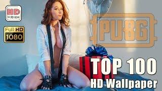 TOP 100 PUBG HD Wallpaper