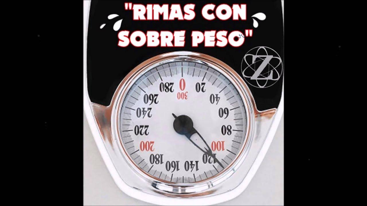 Zuckre rimas con sobre peso v deo promocional youtube - Rima con porta ...