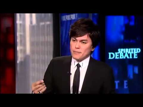 Joseph Prince on live interview in US Tour 2013 -The Power of Right Believing