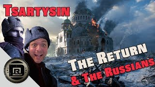 Battlefield 1   The Return & The Russians   1st time on Tsaritsyn 60 FPS Multiplayer (PS4 Pro)